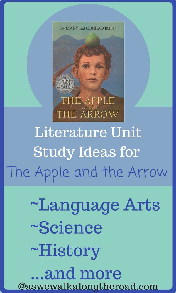 The Apple and the Arrow literature unit