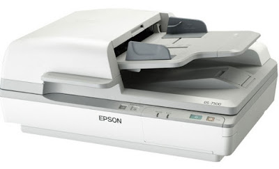 Epson WorkForce DS-7500N Scanner Driver Download
