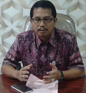 Kepala Kejari  Surabaya Didik Farkhan Alisyahdi