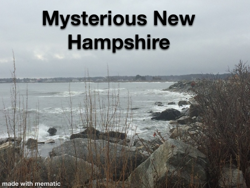Mysterious New Hampshire : Connecticut River Valley Killer
