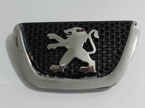 Emblem Depan Logo Peugeot 307-T63 Model Baru