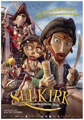 Selkirk, el verdadero Robinson Crusoe – DVDRIP LATINO
