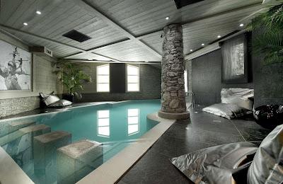68 Desain Tiang Rumah Indoor.
