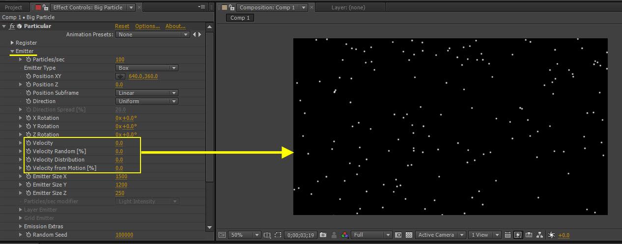 Particle Dot  06