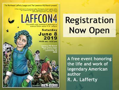 RA Lafferty, R A Lafferty