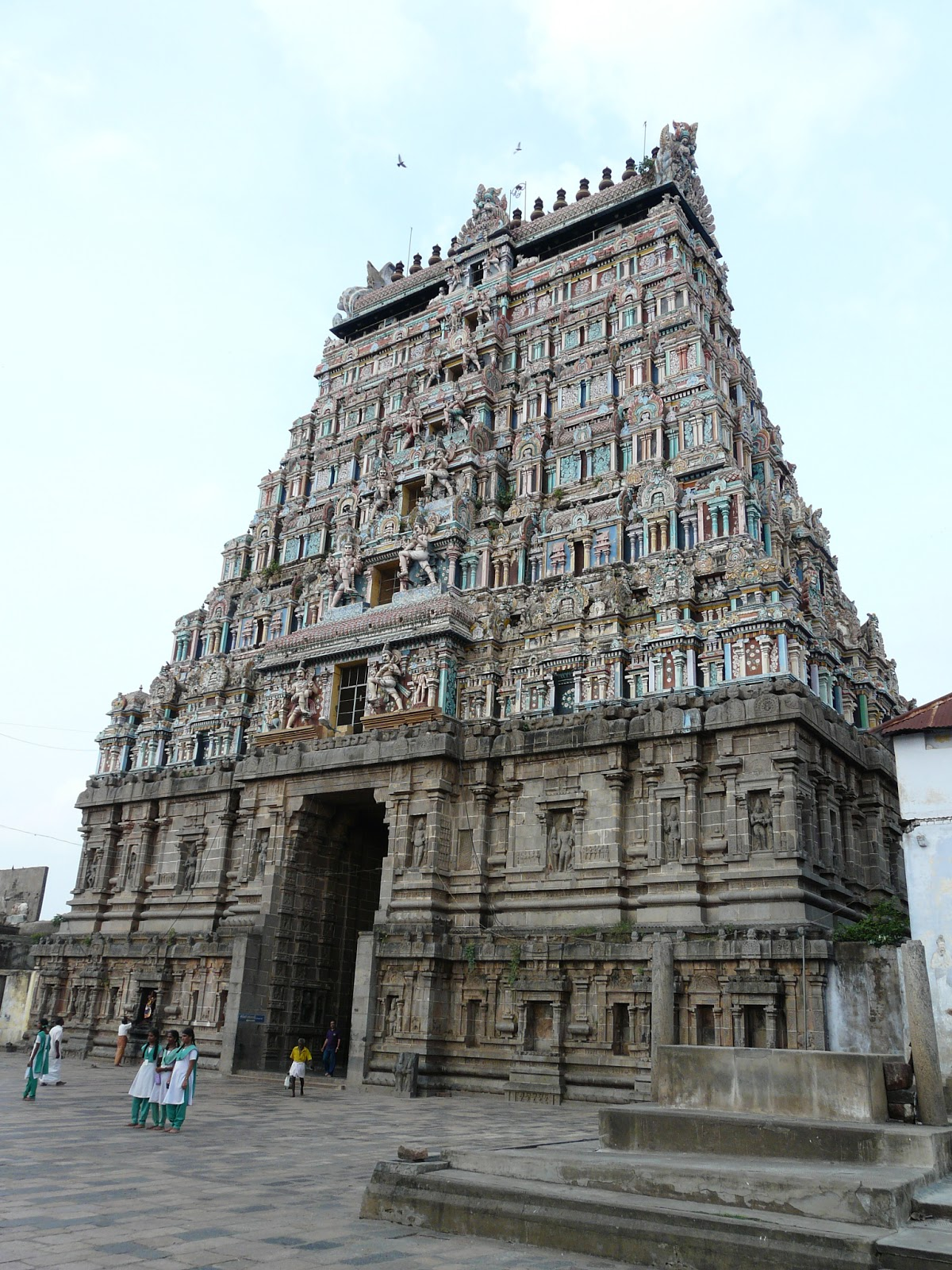 Mysterious Temples In World: Temples Information: CHIDAMBARA RAGASYAM (SECRET