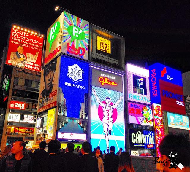 大阪/難波、日本橋一帶「逛街地圖」:心齋橋、道頓堀、美國村、黑門市場、千日前道具屋筋、電電城
