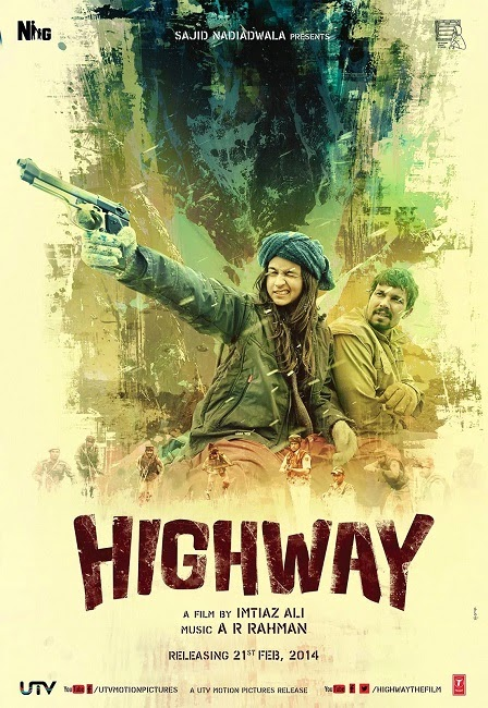 Highway (2014) BRRip ταινιες online seires oipeirates greek subs