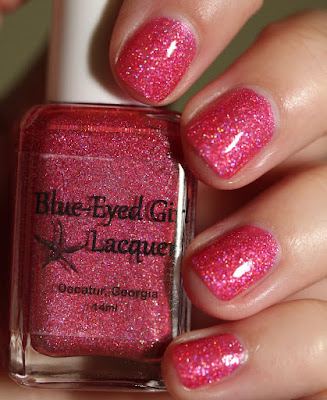 Blue-Eyed Girl Lacquer Siren's Poolside Daiquiri