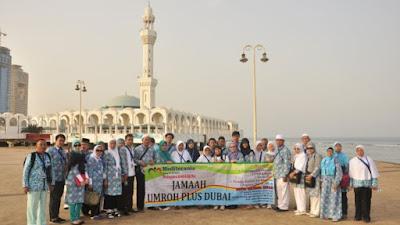 Umrah Plus Dubai, Kemegahan & Eksotika Padang Pasir