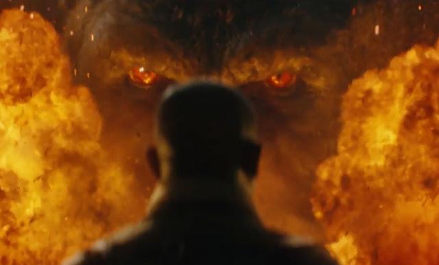Kong: A Ilha da Caveira | Mais cenas inéditas nos comerciais do filme de origens