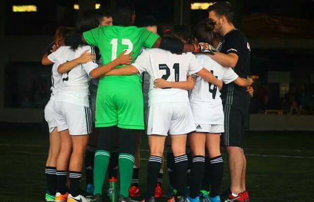 Figueirense feminino fica em terceiro na Copa do Brasil de Fut7