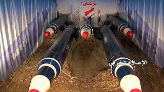 Scud ballistic missiles