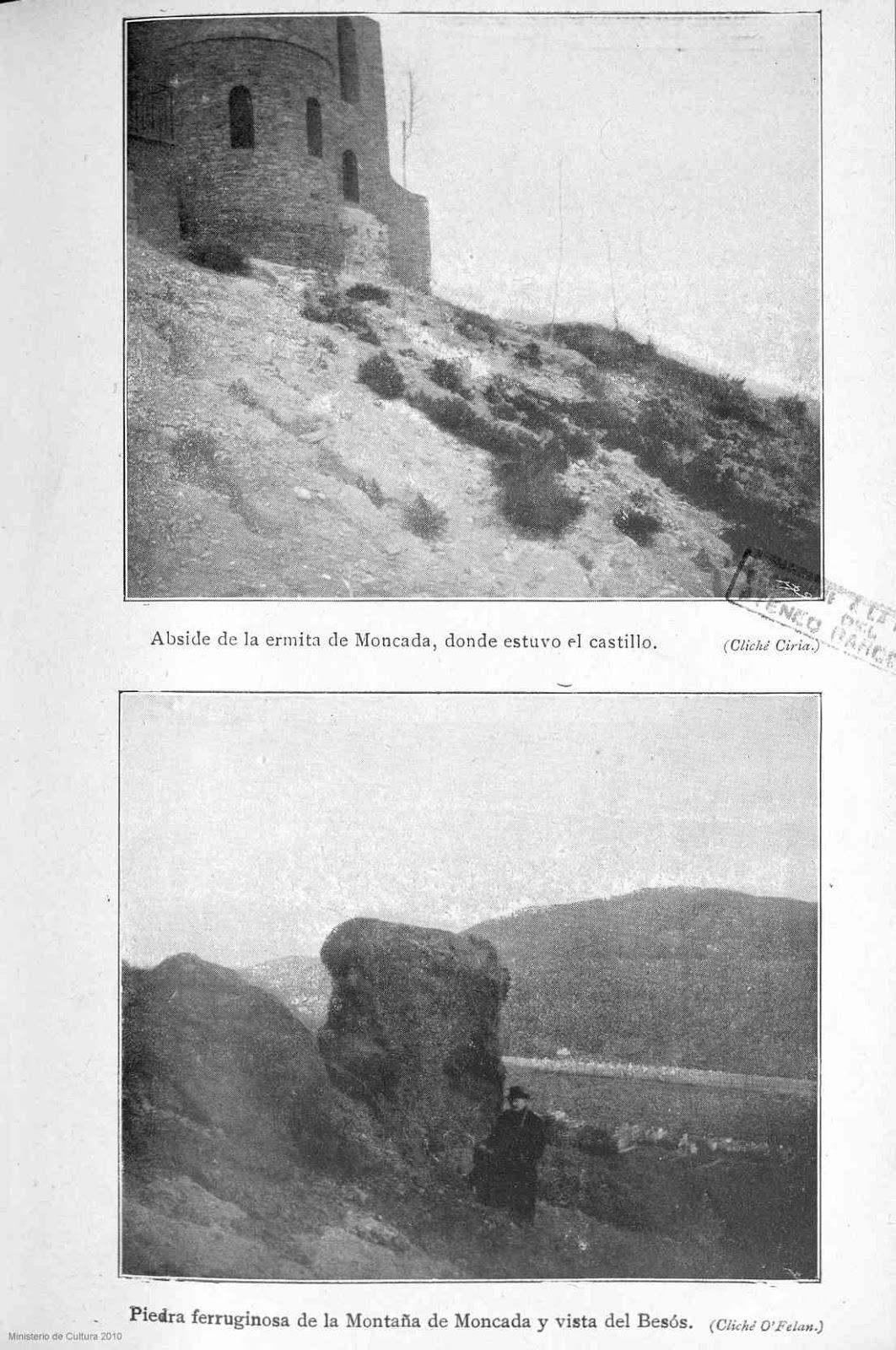 Montcada I Reixac 1912 Excursió Al Turó De Montcada