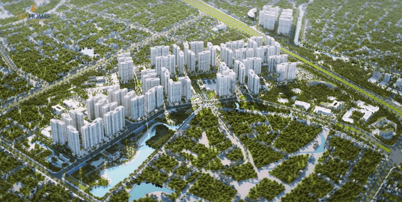 Vinhomes Sportia Tây Mỗ - Đô thị đẳng cấp Quốc tế tiêu chuẩn Singapore