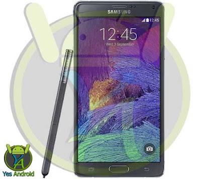 Update Note 4 SM-N910V N910VVRU2BOG5 Android 5.0.1
