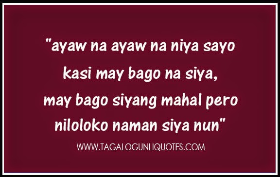 sad quotes for boys tagalog - photo #16