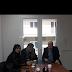 Συνάντηση του Βουλευτή Φλώρινας Κωνσταντίνου Σέλτσα με τον Δήμαρχο Πρεσπών