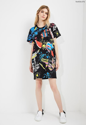 modelos de vestidos juveniles