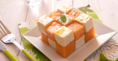 accord mets vin melon fêta fromage beaux-vins blog
