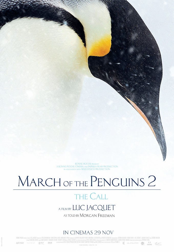 Review March Of The Penguins 2: The Next Step