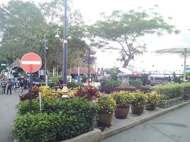 Taman Bunga di Bukit Bendera Penang