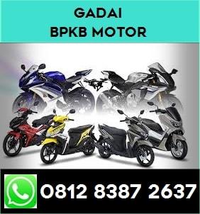 Gadai bpkb motor proses cepat aman 081283872637