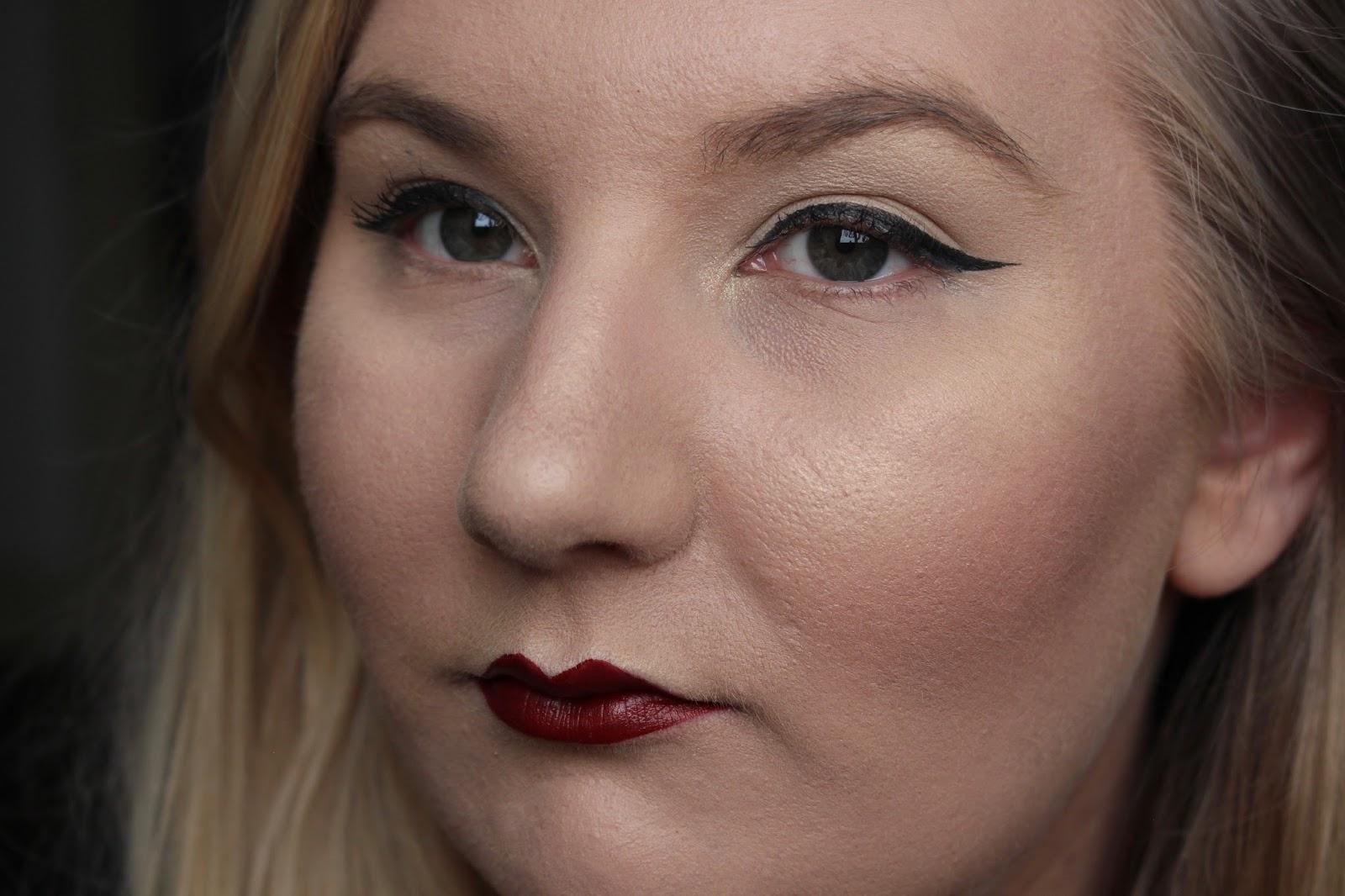 Velveteen Femme NARS Audacious Lipstick Jeanne