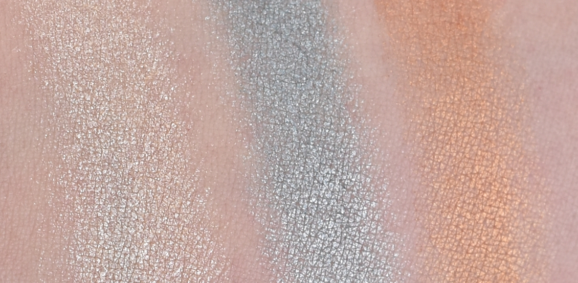Catrice 'Pulse of Purism' Limited Edition - Pure Metal Palette MEtal, Myself and I - Swatches