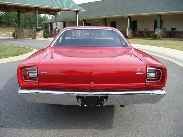 1968 Plymouth Roadrunner Hemi | Auto Restorationice