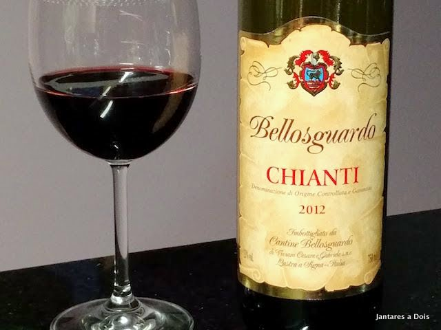 foto do vinho Tinto Chianti