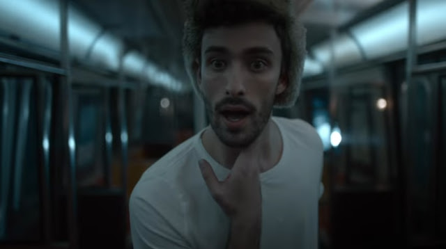"AJR Premiere ""Weak"" Music Video"