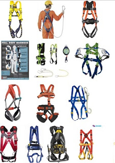 Jual Safety Belt Body Harness