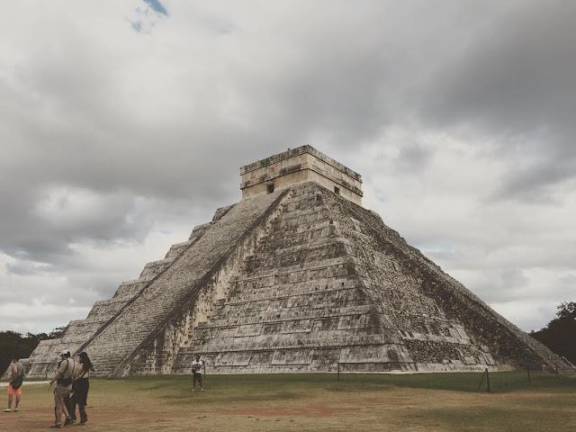 foto chicen itza meksiko