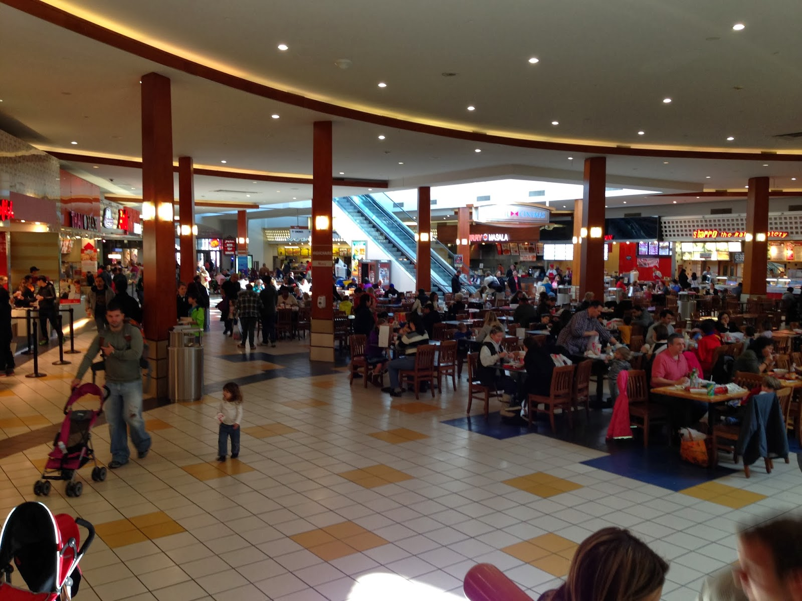 Annapolis Mall Food Court