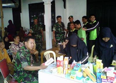 Bhakti Sosial Kelurahan Klampok