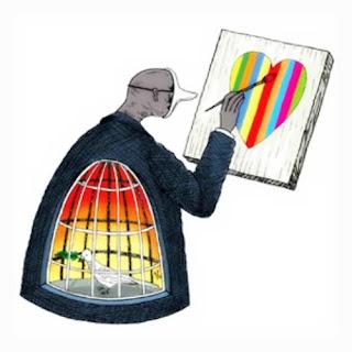 """B HERRY PRIYONO - Ilustrasi """"Bangsa Lupa Diri"""""""