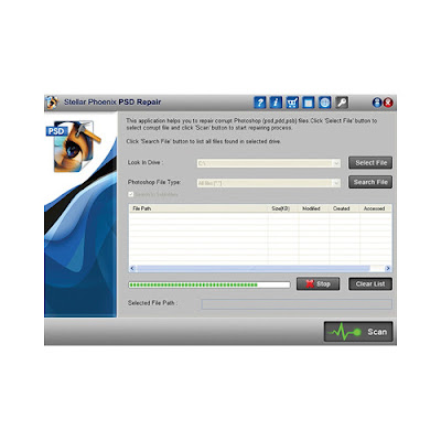 Stellar Phoenix PSD Repair v2.0.0 Free Download