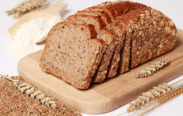 Weight Gain Naturally- Go For Whole Wheat Bread