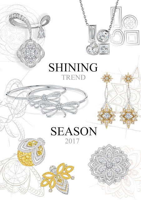 Forevermark launches the 2017 Spring Summer Trend Collection