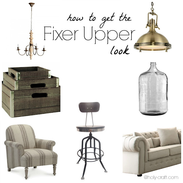fixer upper look