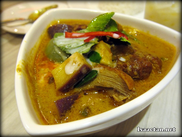Thai Red Curry Roasted Duck
