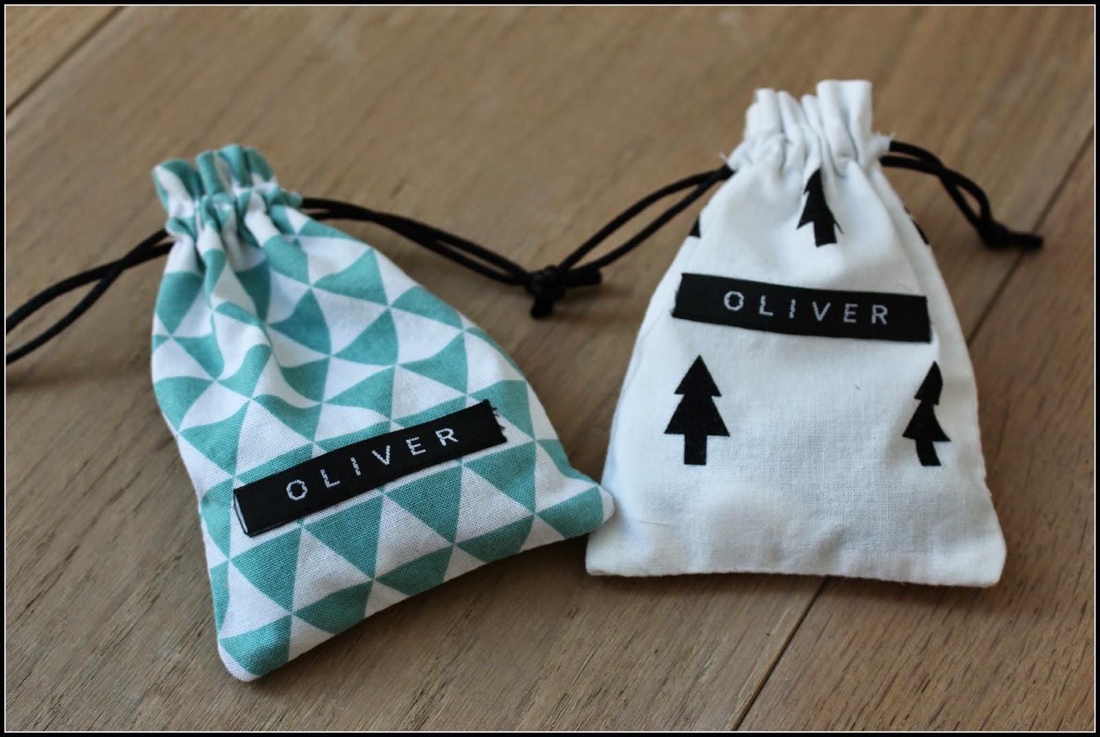 Handleiding suikerbonen zakjes naaien tutorial how to sew small string bags - Hoe een kleine studio te ontwikkelen ...