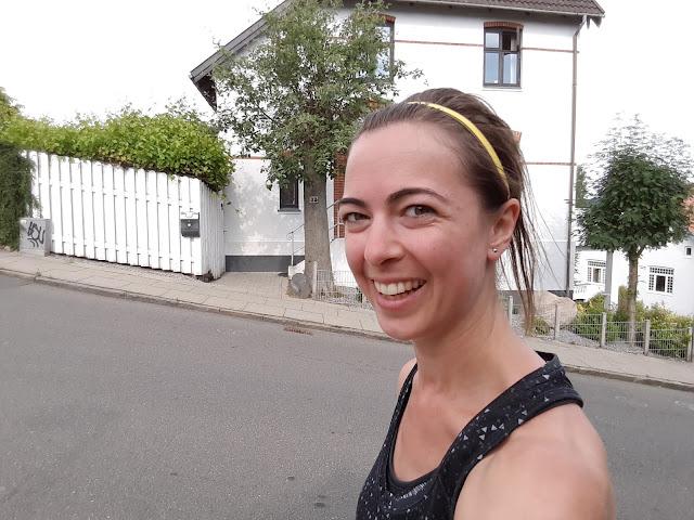 danemark côtes vejle course à pied activité physique