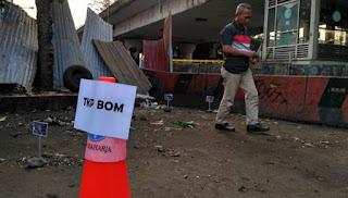 Kapolri: Teroris Bom Kampung Melayu Kelompok Kecil, Jangan Panik