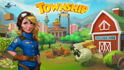 Township Mod Apk Download (Infinite Money Coins)