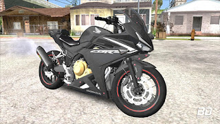 Download mod moto , Honda CBR 500R Modified para GTA San Andreas