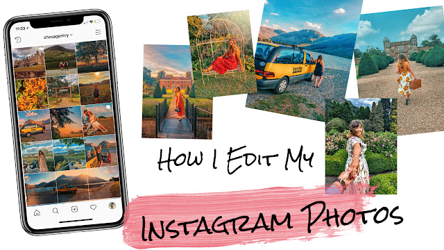 How to edit Instagram photos on iPhone
