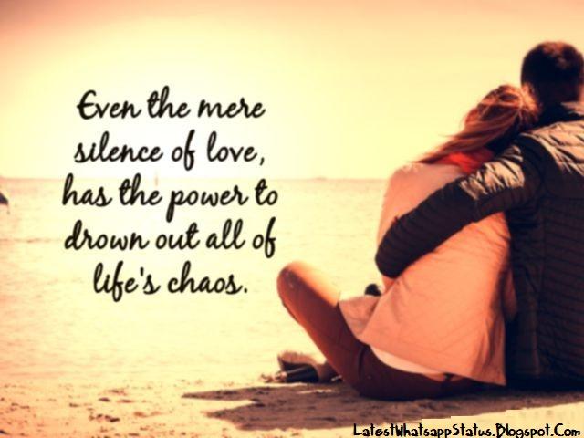 Gf Whatsapp Status Romantic Love Quotes