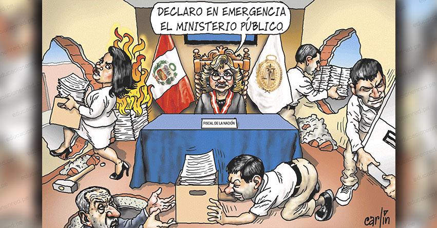 Carlincaturas Jueves 10 Enero 2019 - La República
